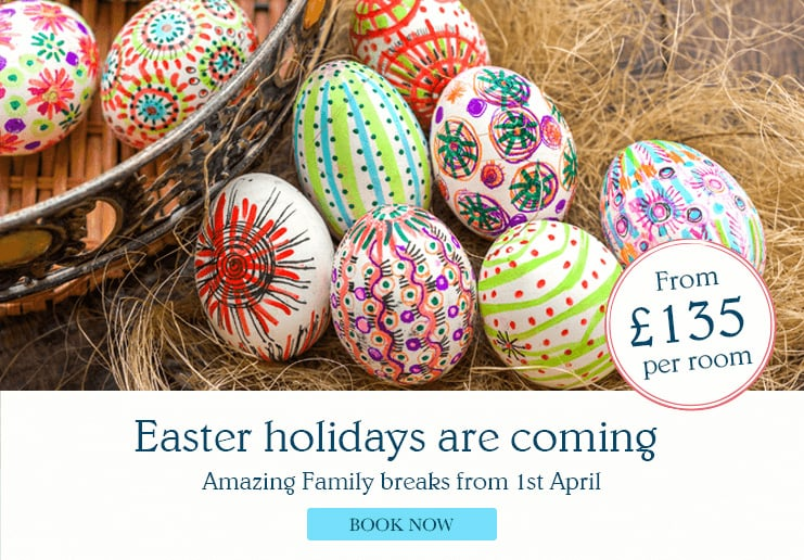 Hotel Bristol Easter Special Offer