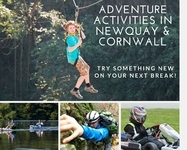 Not Just Surfing: Adventure Activities in Newquay & Cornwall