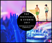Top Festivals in Newquay & Cornwall, Summer 2017 and Beyond