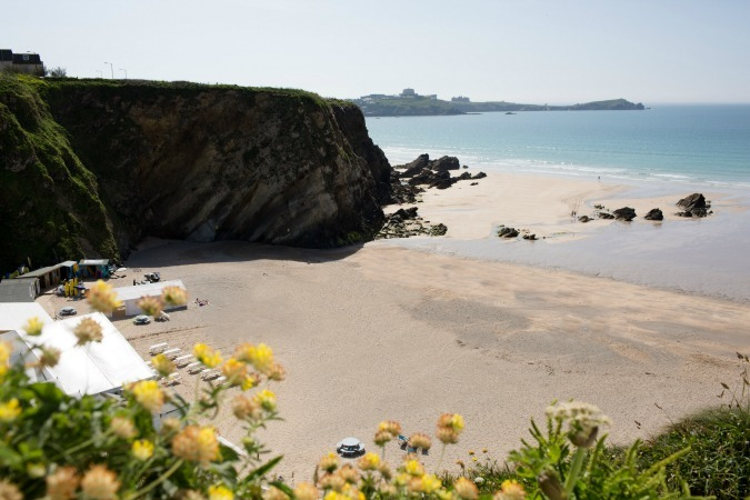 Newquay Beaches & the Cornish Coast